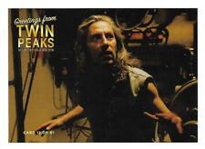 TWIN PEAKS GOLD BOX POSTCARD #12 BOB (FRANK SILVA) POST CARD