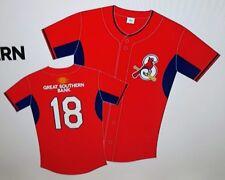 St louis Springfield Cardinals Replica Red Batting Practice Jersey XL SGA