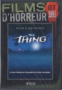 THE THING [DVD] - NEUF