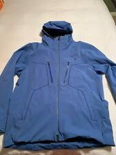 Men's Kjus Macun Jacket 2XL in Stone Blue 2019 (Used) Good Condition