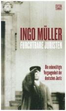 Furchtbare Juristen Ingo Müller Gebundenes Buch Deutsch