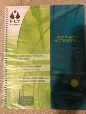FLY Fusion™ Notebook for use with Leapfrog Fly Pentop Computer assorted colors