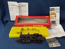 TRIANG HORNBY R754 B.R BLACK 0-4-4 M7 TANK, WITH CREW & FIRE BOX GLOW MINT BOXED