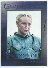 GAME OF THRONES - SEASON 4 - CARD 42 - BRIENNE OF TARTH (AIRG)