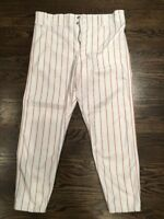 ONE (1) AUTHENTIC GAME WORN USED TEXAS LONGHORNS BASEBALL PANTS MANY SIZES
