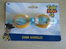Disney Pixar Toy Story 4 Kids Swim Googles Age 4+ New