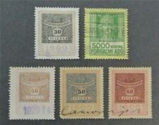 nystamps Austria Revenue Stamp Used