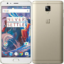 """OnePlus 3T A3003 64GB White (Unlocked GSM) Android 4G LTE 5.5"""" Smartphone USED"""