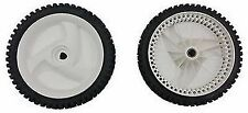 Set of 2, Mower Front Drive Wheel Tire for AYP Craftsman 194231X460 917376091 +