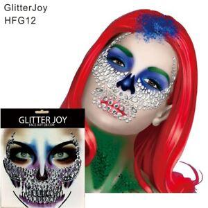 "GLITTER JOY :  Face Gems Jewels.""AILITH THE WARRIOR"""