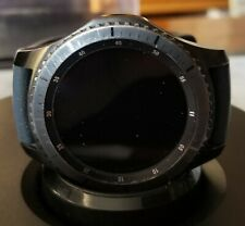 Samsung Gear S3 Frontier 46mm  Black Smart Watch - (SM-R760… (#6022)