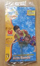 Schwimmflügel Kinder 6-10 Jahre Arm Bands 25 x 15 cm High Fashion - NEU + OVP