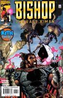 Bishop The Last X-Man #6 Marvel Comics 1st Print 2000 NM