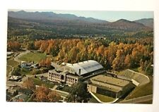 1980 Lake Placid Arena Postcard Home Of USA Hockey Miracle On Ice Unposted