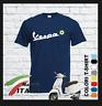 T-shirt maglietta no fruit of loomV VESPA PRIMAVERA PIAGGIO ITALIA