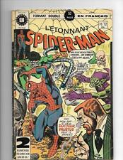 L'Etonnant Spider-Man No 71/72 1977 French Canadian Dr.Faustus Cover!