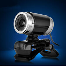 360º 50MP HD Webcam Camera Web Cam USB With Mic for Computer Desktop PC Laptop