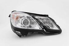 Mercedes Benz E Class W212 09-12 Headlight Headlamp Right Driver O/S OEM Hella