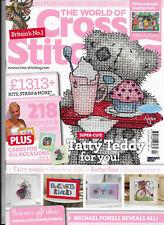 World of Cross Stitching Iss204 Joan Elliott Fairy Godmother  Tatty Teddy