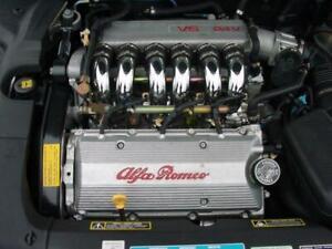 Alfa GTV 166 Spider 164 3.0 V6 24V Motor Motorteile Engine Engine parts Schraube