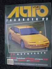 Auto Visie Jaarboek 92 ( 1992 )