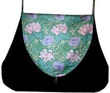 William Morris Crisantemo grande bolsa de fin de semana ante de imitación