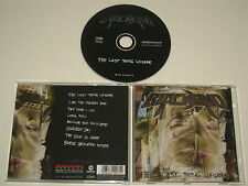 BLACKEND/THE LAST THING UNDONE(MASSACRE/MAS CD0275)CD ALBUM