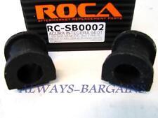 ROCAR Front Stabilizer Bushings 24 mm ID Acura Integra 94-01 GS GSR SE SB0002