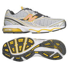 New Balance WR726WY Silver/Yellow Running Shoes 7