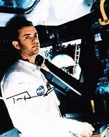 TOM HANKS SIGNED 8X10 PHOTO AUTHENTIC AUTOGRAPH BIG FOREST GUMP COA C
