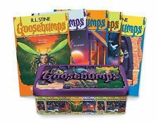 GOOSEBUMPS 25TH ANNIVERSARY RETRO SET - STINE, R. L. - NEW BOOK