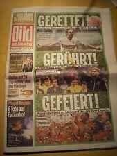 BamS Toni Garrn Jürgen Klopp Nico Hofmann Til Schweiger Marilyn Monroe FC Bayern