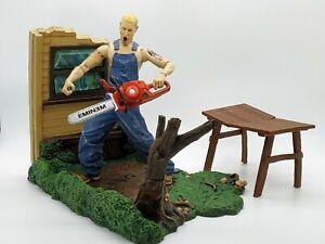 2001 EMINEM Slim Shady Art Asylum Action Figure Diorama Set