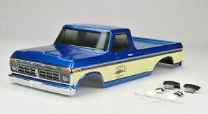 1976 Ford F-150 Painted Body Blue SCA-1E 324mm R/C Crawler Carisma CIS16104