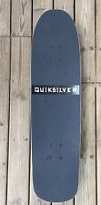 NEW Quiksilver Skateboard AFRICA SPIRIT CRUISER New COMPLETE TRUCKS WHEELS DECK