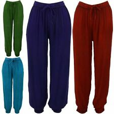Harem Trousers Gringo Loose fit Pants Womens Baggy Boho