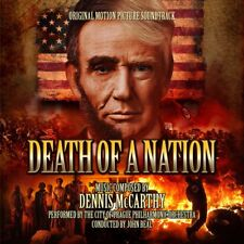 Death of a Nation-Original Soundtrack by Dennis McCarthy (CD)