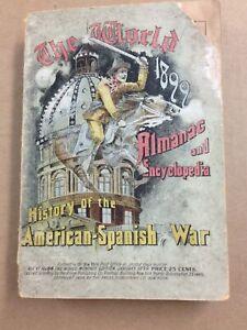 1899 world almanac and encyclopedie