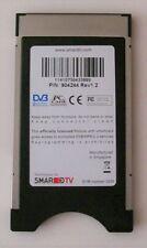 More details for topuptv smardtv smartcard cam dvb media guard 904244 rev1.2 ~ free uk p&p
