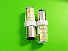 2 x LED Lampe, 51 LED Steckfassung/Bajonettfassung für Nähmaschinen (Stück 9,99)