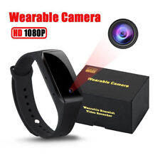 32GB Spy Watch Hidden Camera DVR Video Recorder Camcorder 1920x1080 Waterproof