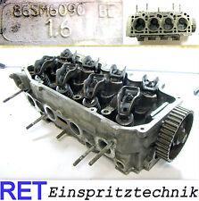 Zylinderkopf 86SM6090 Ford Escort RS Turbo 1,6 BE mit Nockenwelle und Ventilen