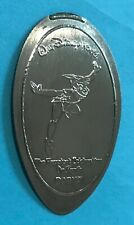 DISNEY PETER PAN HAPPIEST CELEBRATION on EARTH PRESSED RETIRED PENNY QUARTER