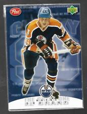 1999 POST CEREAL WAYNE GRETZKY 4 STANLEY CUP CHAMPIONSHIPS CARD # 3 SEALED !!