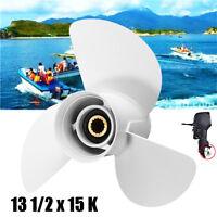 13 1/2 x 15 K Boat Engine Propeller for Yamaha 50-70-80-90-100-115-140HP Engine