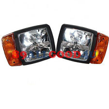 Headlamp Assembly Left And Right 700/50121 700/50119 For JCB