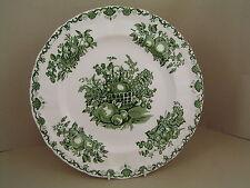 Mason's Pottery Dinner Plates 1960-1979 Date Range