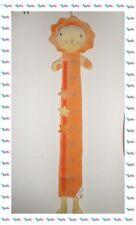 E - Très Jolie Toise Fantaisie Orange Lion Kitchoun