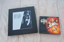 Star Wars Trilogy Special Edition Laserdisc Widescreen Boxed Edition + BONUS ADD