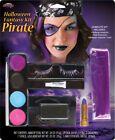 Glamour PIRATE Hair Extentions Makeup Lipstick Tools Makeup Kit